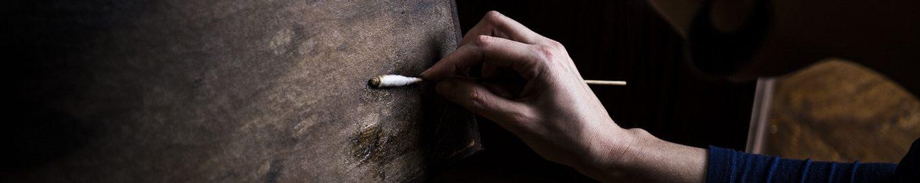 Nelly Cochet | Restauration de peintures